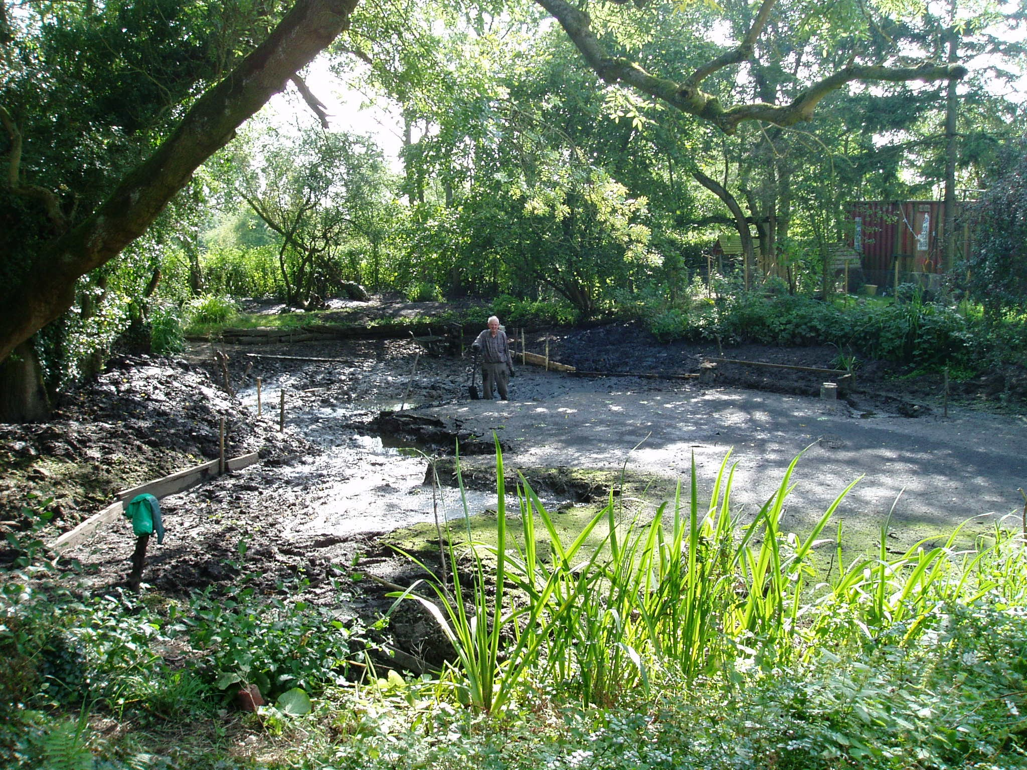The Pond Blog Restoring Old Ponds And Moats